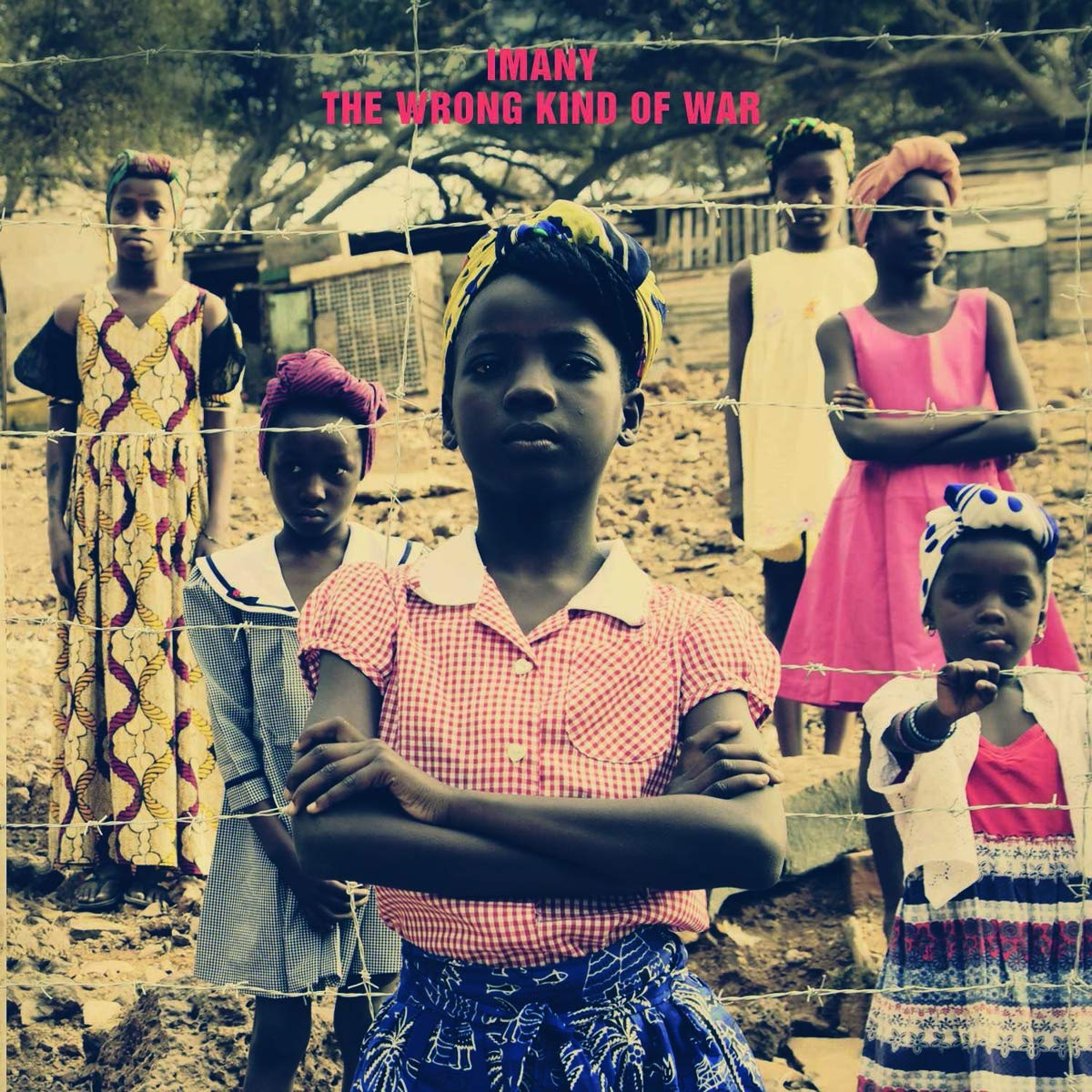 Imany The Wrong Kind of War