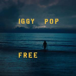 Iggy Pop FREE LP