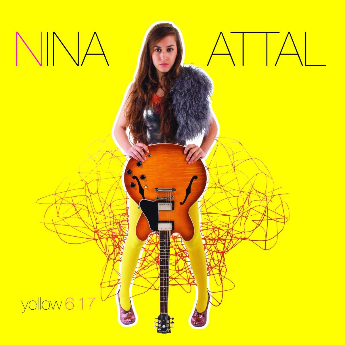 Nina Attal Yellow 6/17